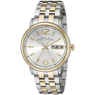 Marc Jacobs Women's MBM3426 'Fergus' Two-Tone Stainless Steel Watch