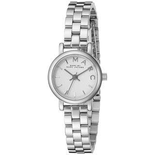 Marc Jacobs Women's MBM3430 'Baker' Stainless Steel Watch|https://ak1.ostkcdn.com/images/products/10561621/P17639615.jpg?impolicy=medium