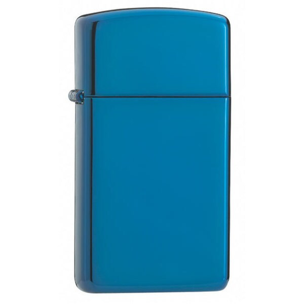 Zippo Slim Sapphire Lighter