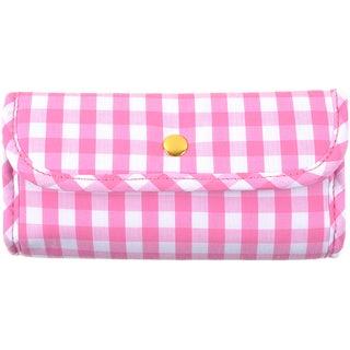 Tulip Pink Etimo Candy Crochet Hook SetGingham Pink