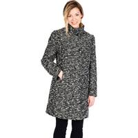 Excelled Women's Boucle Wool 3/4 Coat