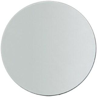 Round Glass Mirror Bulk9in