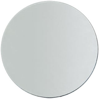 Round Glass Mirror Bulk9in