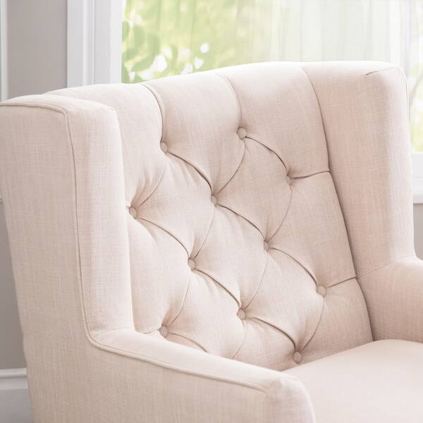 Excellent Shop Abbyson Thatcher Fabric Rocker Chair On Sale Free Short Links Chair Design For Home Short Linksinfo
