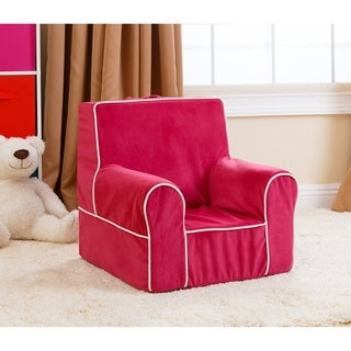 ABBYSON LIVING Kids Baby's 1st Pink Everywhere Chair