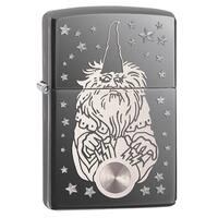 Zippo Fantasy Black Ice Windproof Lighter