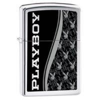 Zippo Playboy High Polish Chrome Lighter