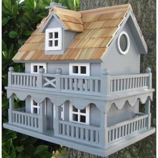 Novelty Cottage Birdhouse|https://ak1.ostkcdn.com/images/products/10562748/P17640651.jpg?impolicy=medium