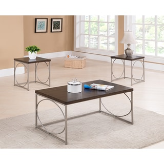 K and B Cocktail and End Tables (Set of 3)