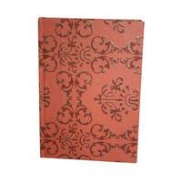 Floor Art Handmade Hardcover Journal