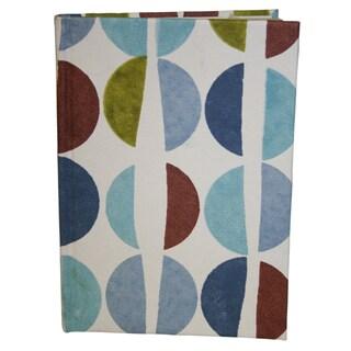 Semi Circles Handmade Hardcover Journal