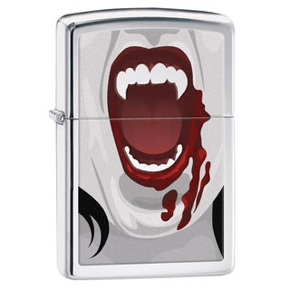 Zippo Vampiress 2 High Polish Chrome Windproof Lighter