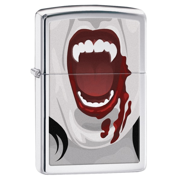Zippo Vampiress 2 High Polish Chrome Windproof Lighter