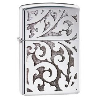 Zippo Filigree High Polish Chrome Windproof Lighter