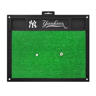 Fanmats New York Yankees Green Rubber Golf Hitting Mat