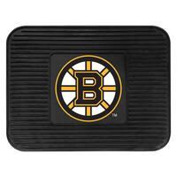 Fanmats Boston Bruins Black Rubber Utility Mat