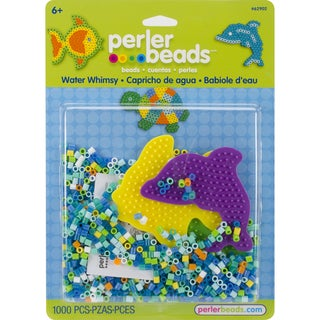 Perler Fun Fusion Fuse Bead Activity KitWater Whimsy