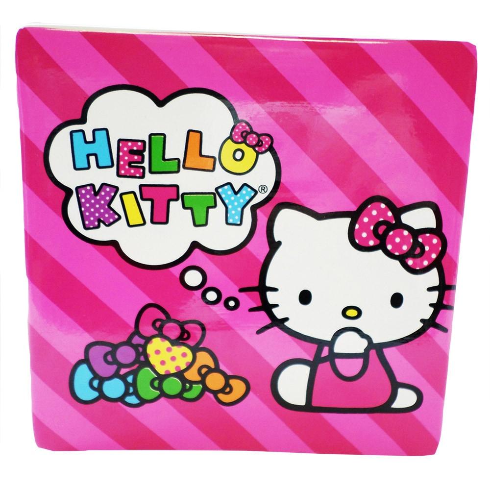 USA Hello Kitty Square Money Bank (Hello Kitty Monet Bank...