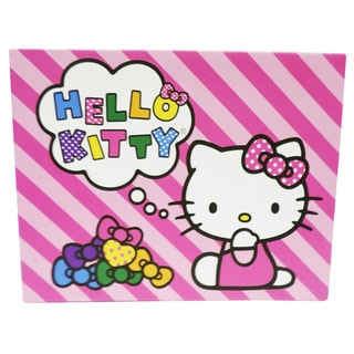 Hello Kitty Large Pink Jewelry Box