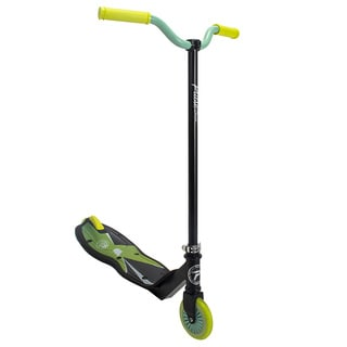 Pulse Performance Black/ Electric Green California Cruiser Scooter