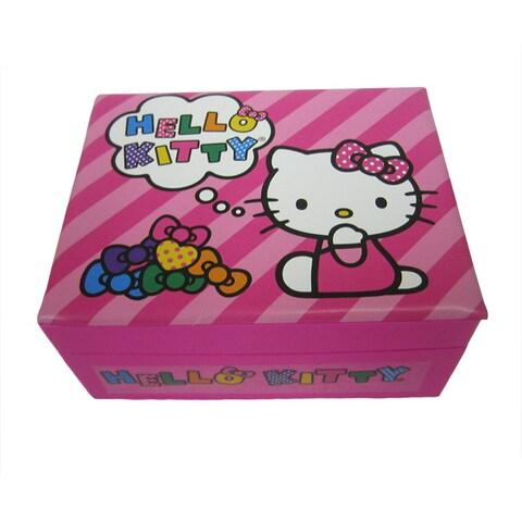 Hello Kitty Small Pink Jewelry Box