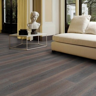 SOLIDFLOOR Vintange Collection Nebraska Oak Engineered Hardwood Plank