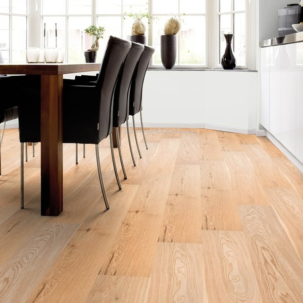 SOLIDFLOOR Originals Collection Wallis FSC Oak Engineered Hardwood Plank