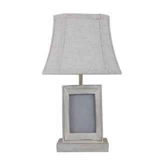 Somette 'Picture This' 12-inch Accent Lamp