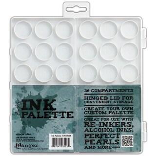 Tim Holtz Ink Palette7.5inX7.5in