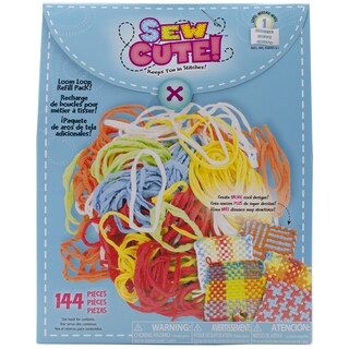 You Design It Loom Loop Refill KitAssorted
