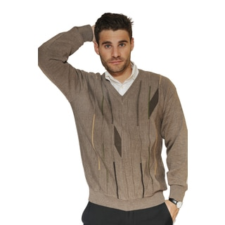 High Quality Cooper V-Neck Sweater