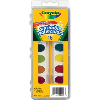 Crayola Washable Watercolors16 colors