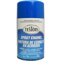 Testors Spray Enamel 3ozBright Blue