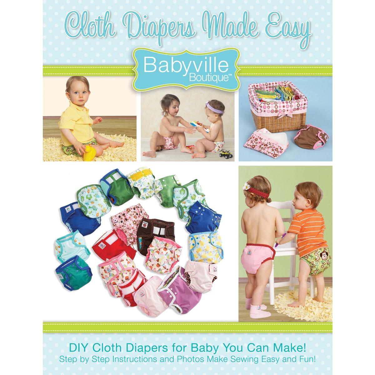 PRYM-DRITZ CORP Babyville Boutique Pattern & Instruction ...