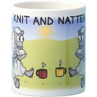 Knit & Natter Coffee Mug