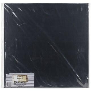 Salvaged Chalkboard 12inX12in