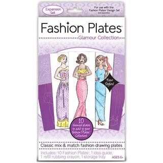 Fashion Plates KitGlamour