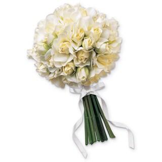 Fresh Look Bouquet Holder 4.5inX2.5inX9.5in
