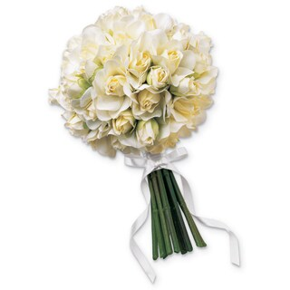 Fresh Look Bouquet Holder 4.5inX2.5inX9.5in