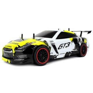 Velocity Toys 2.4GHz 15+ MPH GT3 Racer Exotic Supercar Remote Control Car