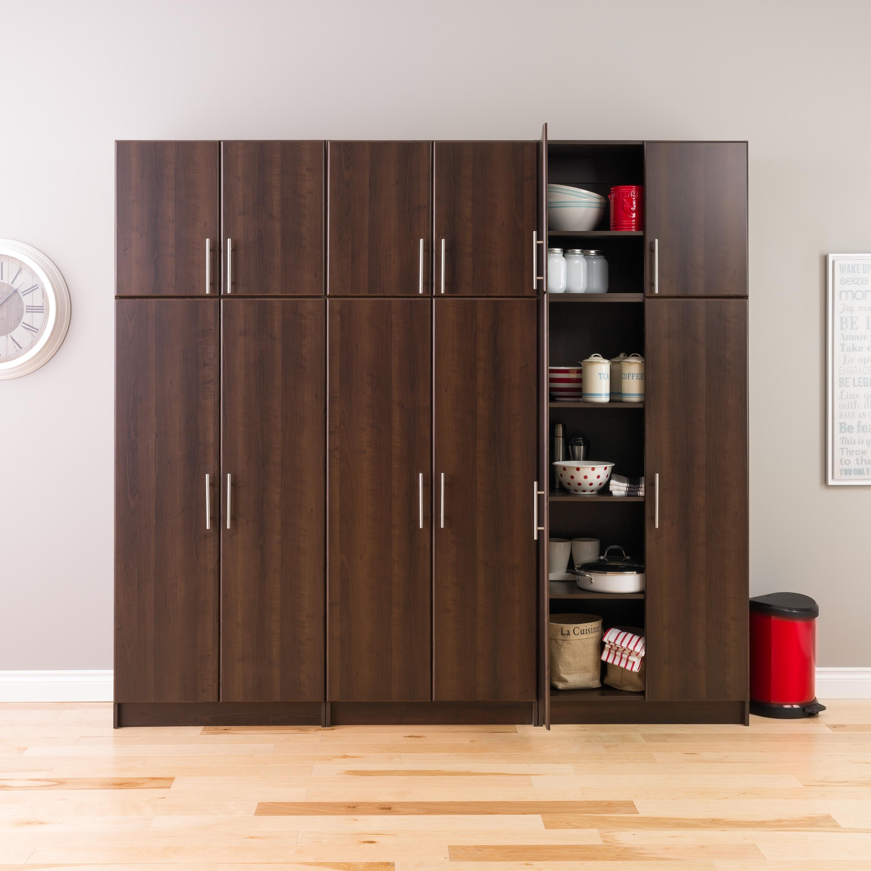 Prepac Everett Espresso Elite 32 Inch Storage Cabinet (Es..
