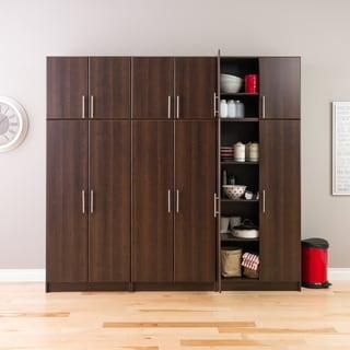 Prepac Everett Espresso Elite 32-inch Storage Cabinet