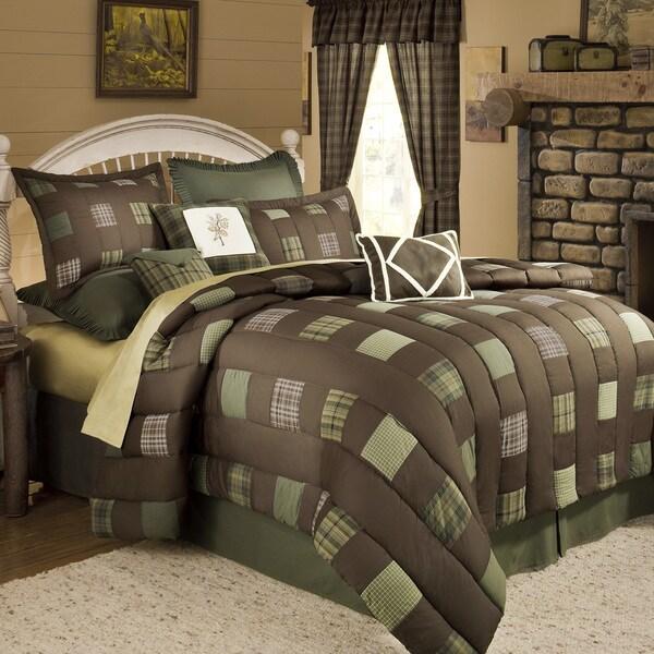 Barnwood 4-piece Comforter Set