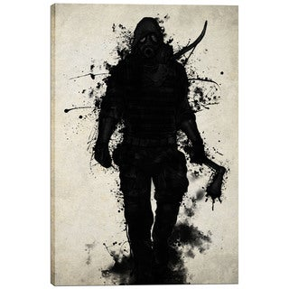 "Cortesi Home ""Apocalypse Hunter"" by Nicklas Gustafsson Giclee Canvas Wall Art"