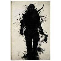 "Cortesi Home ""Apocalypse Hunter"" by Nicklas Gustafsson Giclee Canvas Wall Art"