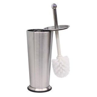 Home Basics Stainless Steel Toilet Brush