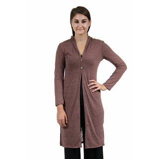 24/7 Comfort Apparel Women's Knee-Length Shrug