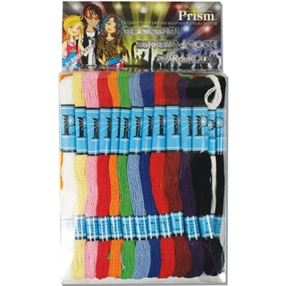 Prism Craft Thread Pack 8.7yd 36/PkgRock Star