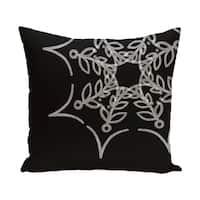 Web Art Holiday Print 28x28-inch Floor Pillow