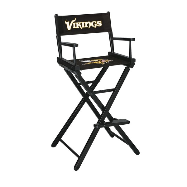 Official Licensed Nfl Bar Height Director S Chair M W